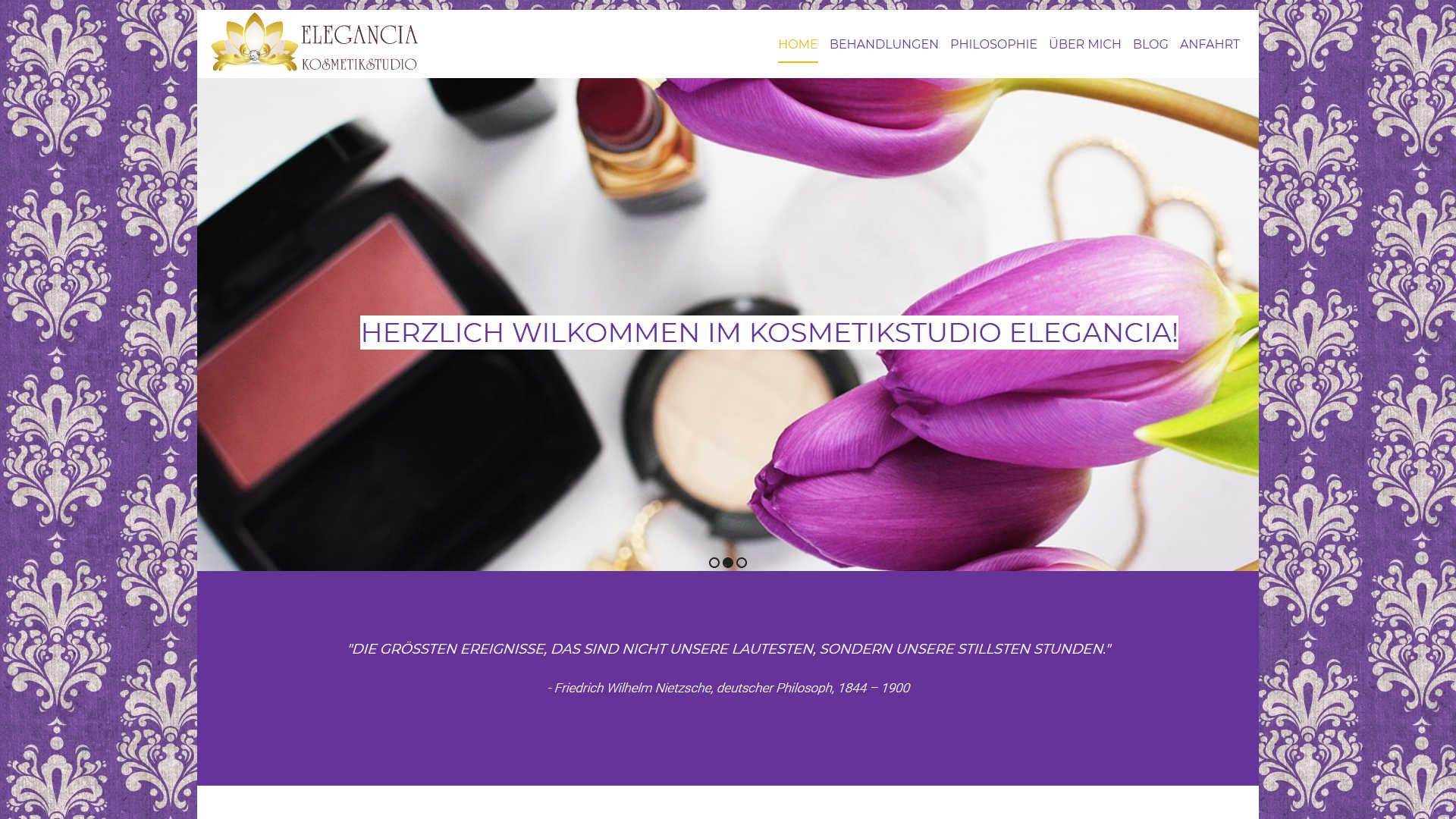 Kosmetikstudio Elegancia