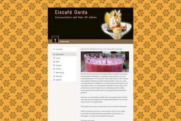 Eiscafe Garda